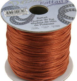 Rattail Cord 1.5mm (100 yards)  Copper