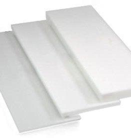 Styrofoam Sheet White 2 x 4feet x 1/2 Inch