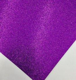 Glitter Card Stock 360 GSM Purple