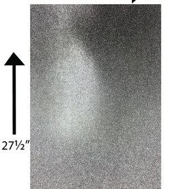 Glitter Card Stock 360 GSM Silver