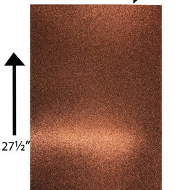 Glitter Card Stock 360 GSM Inches Brown