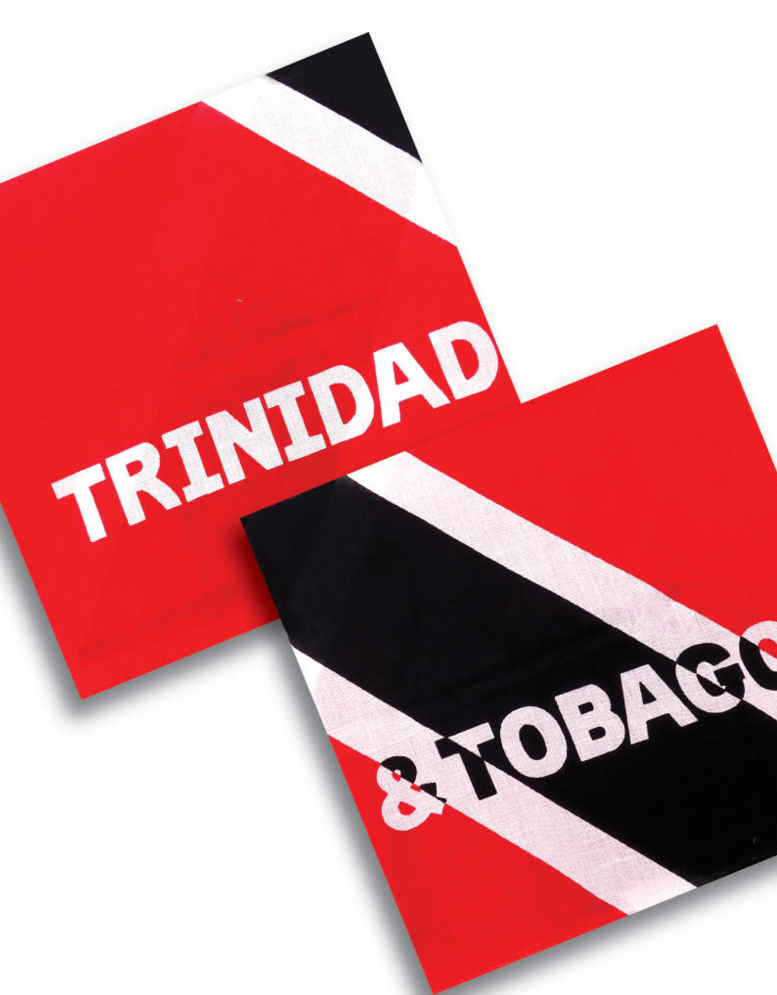 Bandana Patterned  Trinidad & Tobago