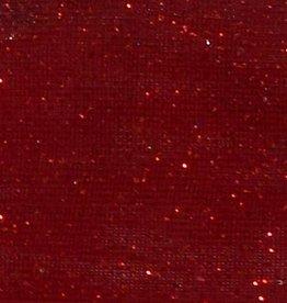 Shimmer Fabric 1way Stretch Plain Dark Red