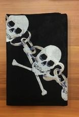 Bandana Patterned  Pirate with Chain