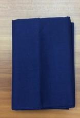 Bandana Plain (No Pattern) Navy Blue