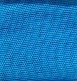Stretch Mesh Plain  Turquoise