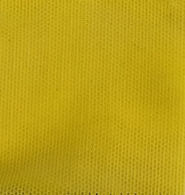 Stretch Mesh Plain  Yellow