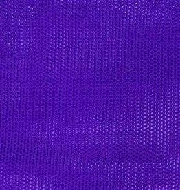 Stretch Mesh Plain  Purple