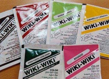 Wiki Wiki Dye