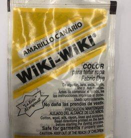 Wiki-Wiki Fabric Dye Canary Yellow (Amarillo Canario)