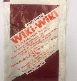 Wiki-Wiki Fabric Dye Burgundy (Vino Tinto)