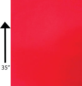 Bristol Board 176GSM 23 x 35 Inches Red