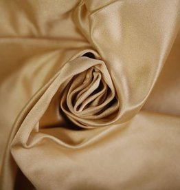 Satin Polyester 58 - 60 Inches  Beige (#20)