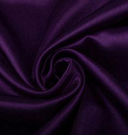 Satin Polyester 58 - 60 Inches  Dark Purple (#59)
