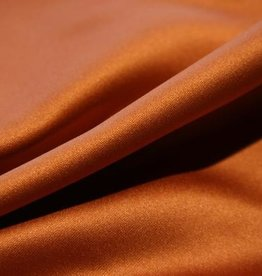 Satin Polyester 58 - 60 Inches  Copper (#25)