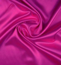 Satin Polyester 58 - 60 Inches  Fuchsia (#24/27)