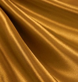 Satin Polyester 58 - 60 Inches  Gold (#6)