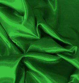 Satin Polyester 58 - 60 Inches  Emerald Green (#4/95)