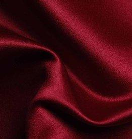 Satin Polyester 58 - 60 Inches  Burgundy