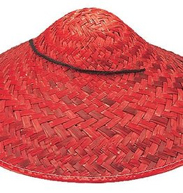 Assorted Color Straw Hat