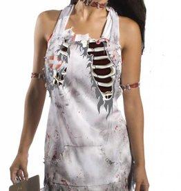 Zombie Nurse Apron