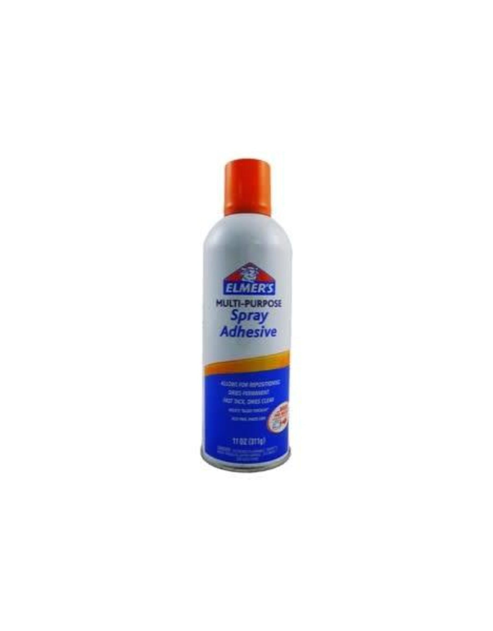 Elmer's Adhesive Spray Multi Purpose 4oz (Spray Glue)