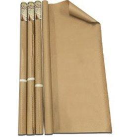 Kraft Paper  30In X 14Ft Brown