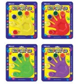 5 Colors 5 Ml Finger Paint