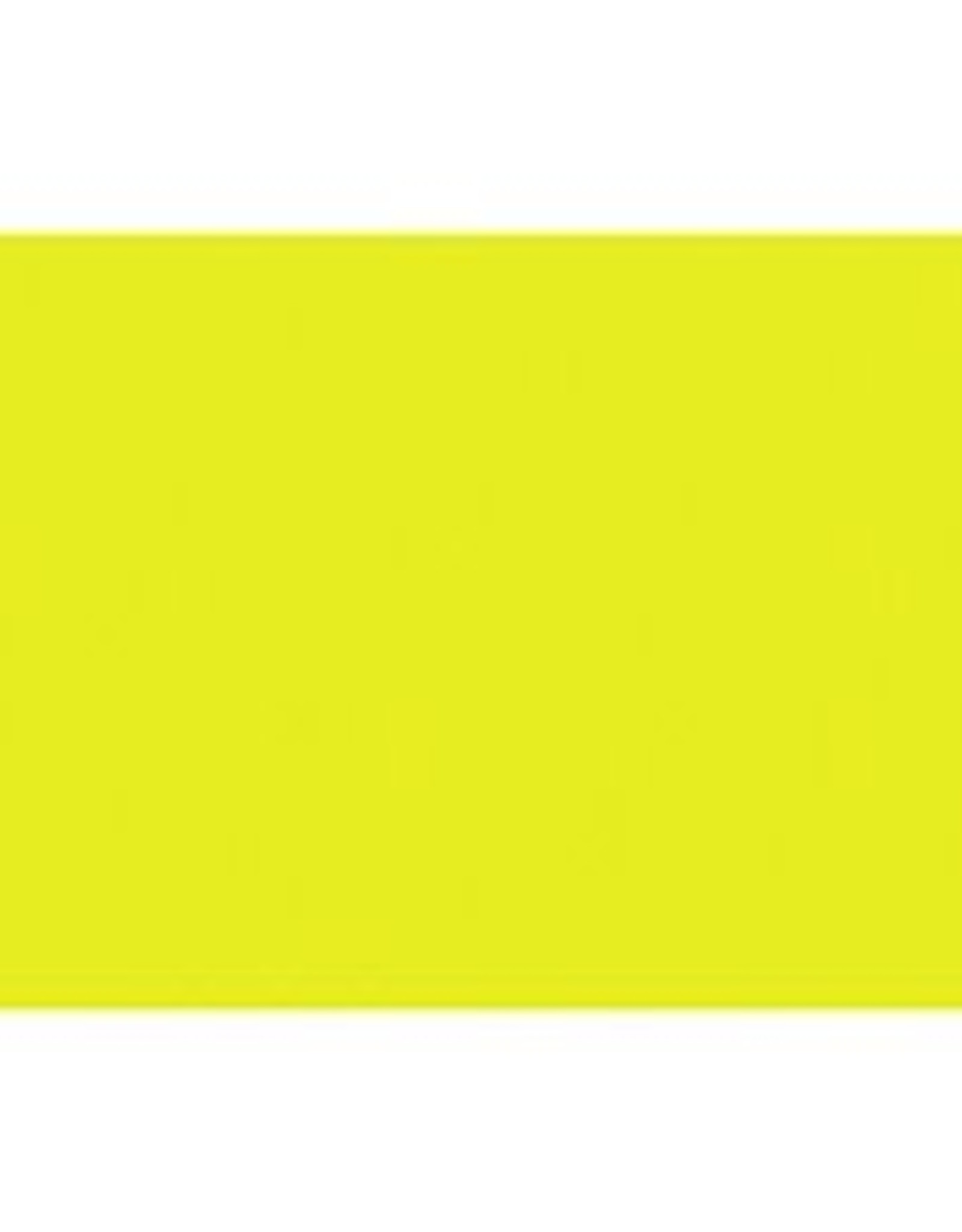20 inches X 30 inches Fluorescent Yellow Foam Board
