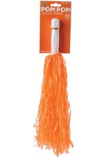 Cheerleader Tissue Pom-Poms