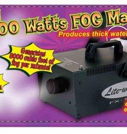 1000W Metal Fog Machine