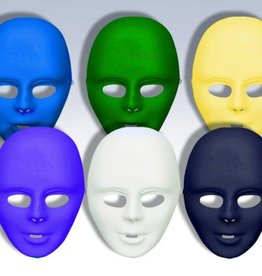 Colored Face Mask