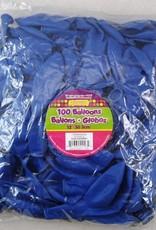 Color Fantastik Helium Premium Bulk Balloons (100 Pcs)