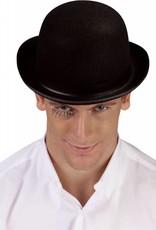 Black Derby Hat (One Size)