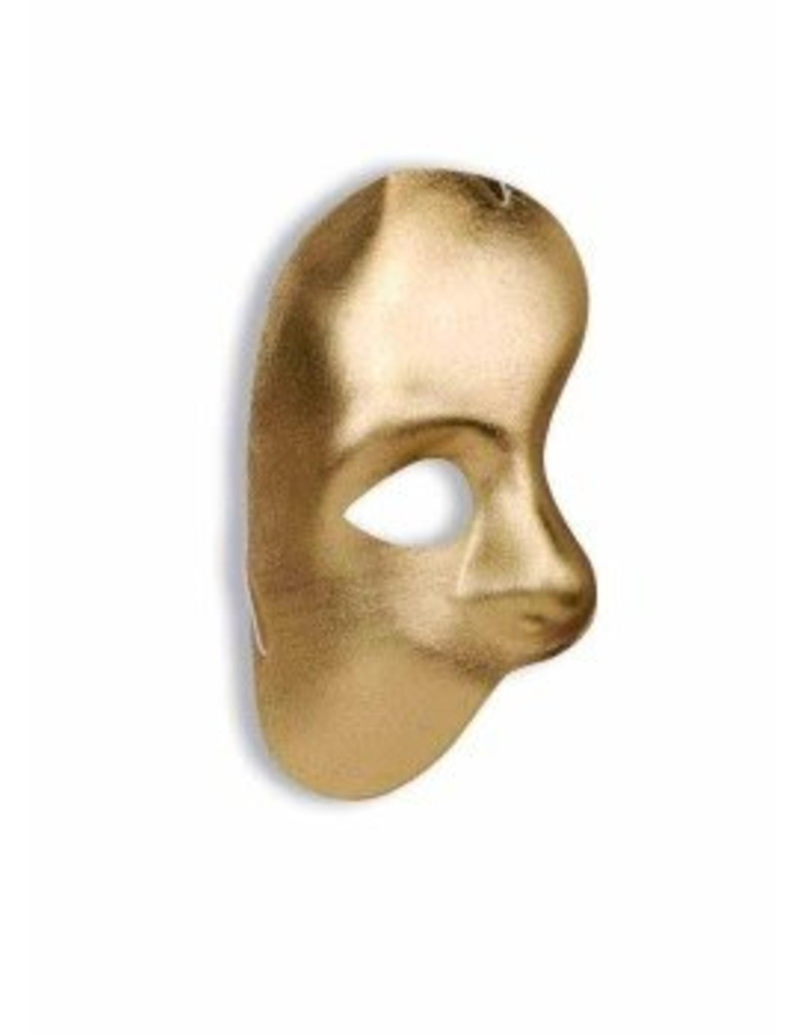 1/2 Mask - Phantom - Gold