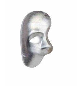 1/2 Mask - Phantom - Silver