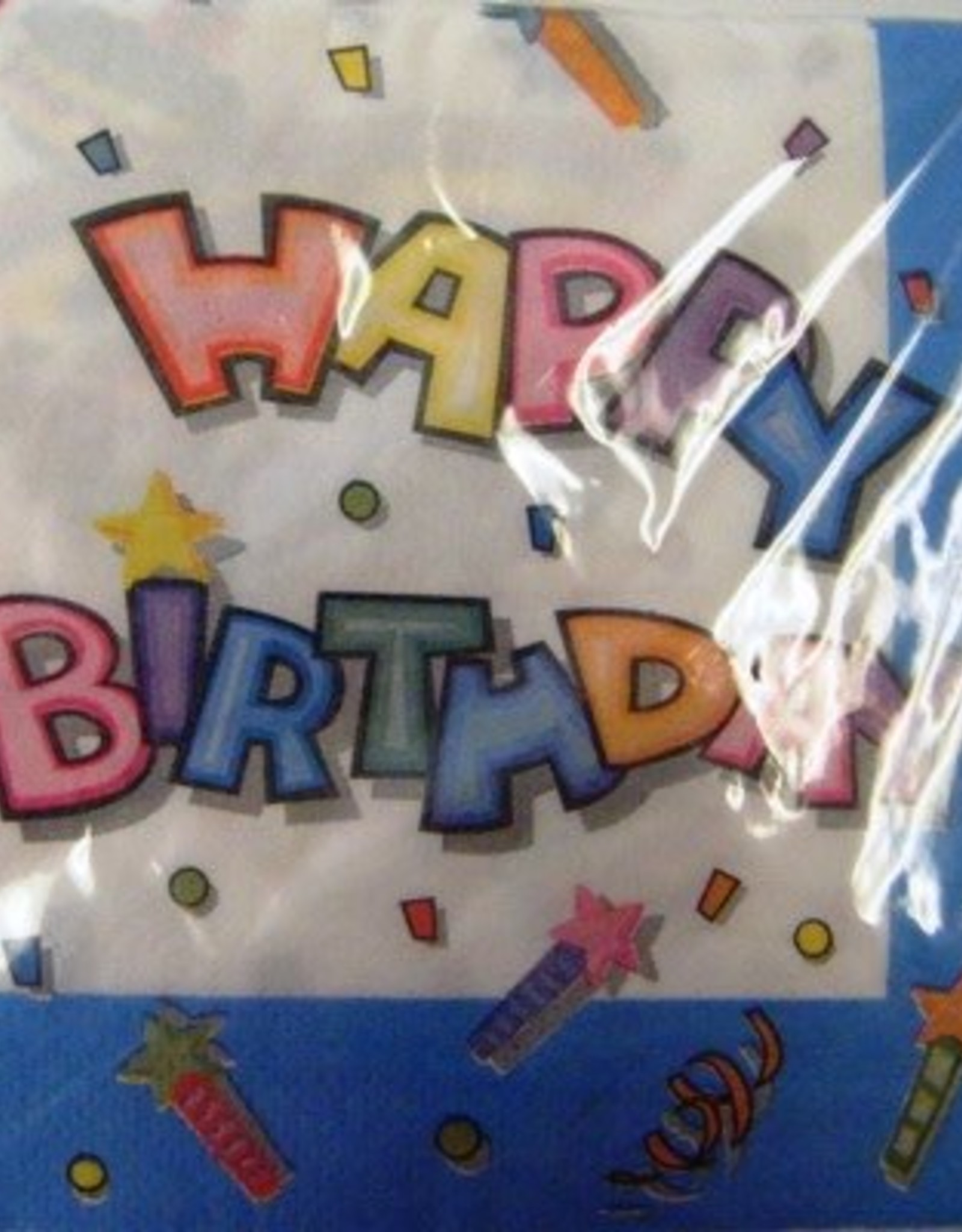 2-Ply Napkins - Happy Birthday