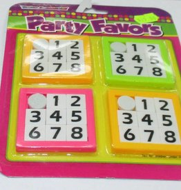 4Ct Party Favors  Number Puzzles