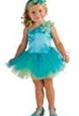 Blue Fairy Tutu Costume Toddler