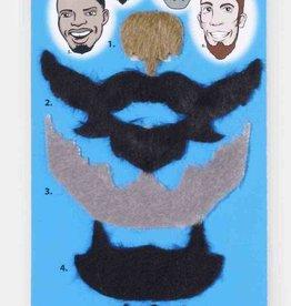 Beard Party Set (6 Pieces)