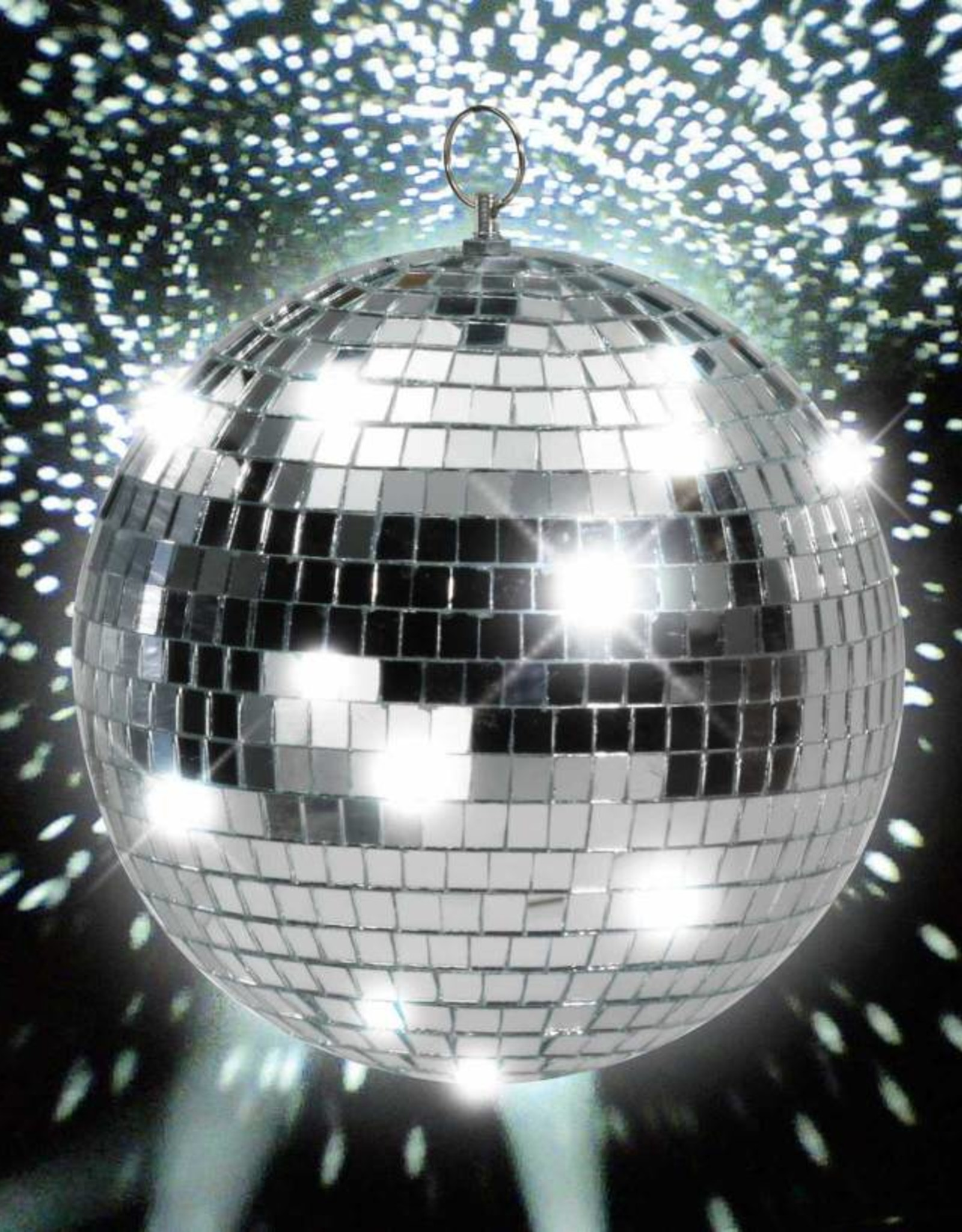 Mirror Ball 12 Inches With Color Box