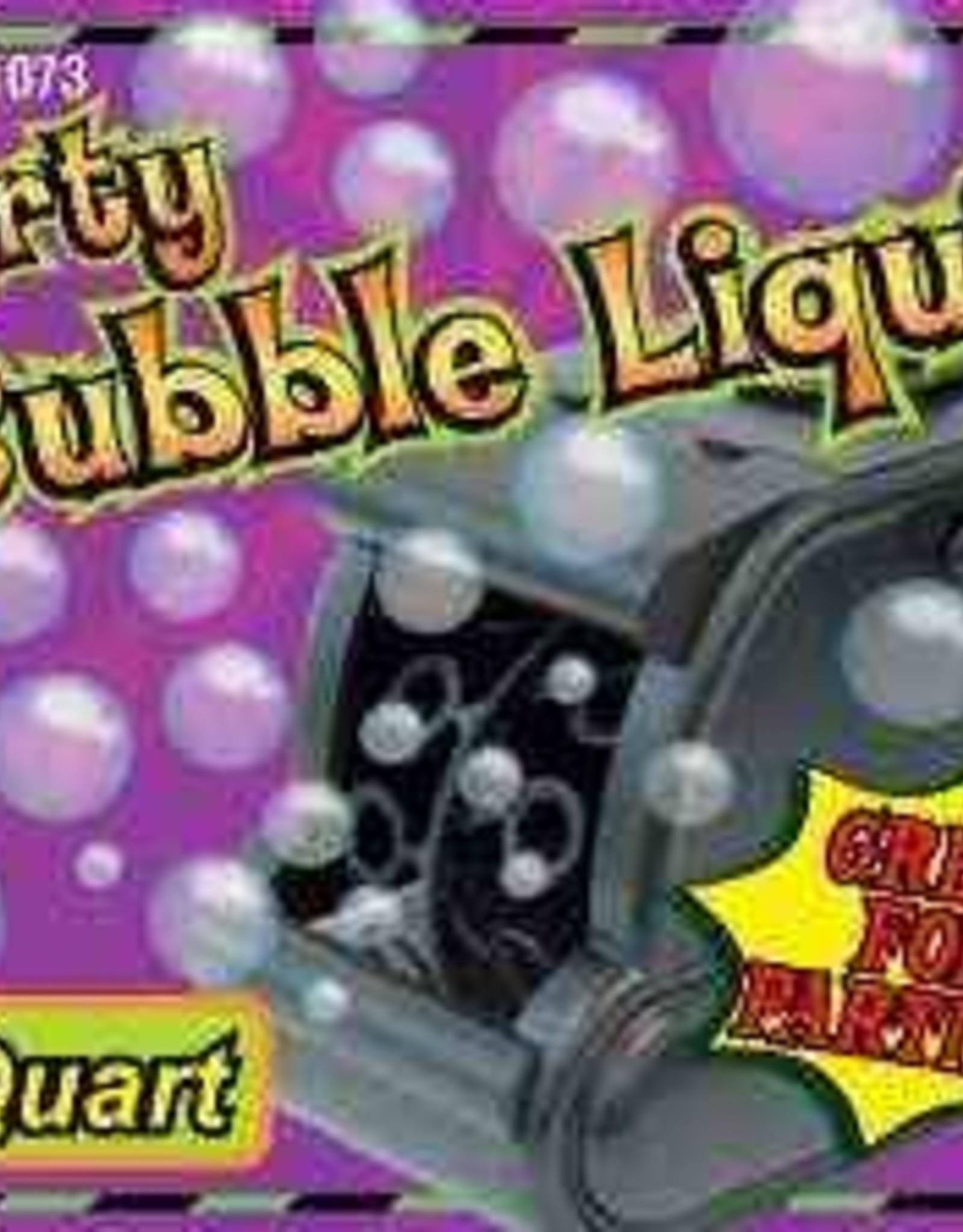 Bubble Liquid Quart