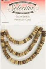 Coco Beads 4mm