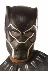 Black Panther 1/2 Mask-Adult