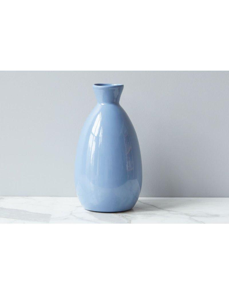 Denim Artisanal Vase - Medium