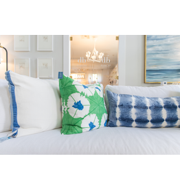Sunburst Emerald Pillow - 24x24