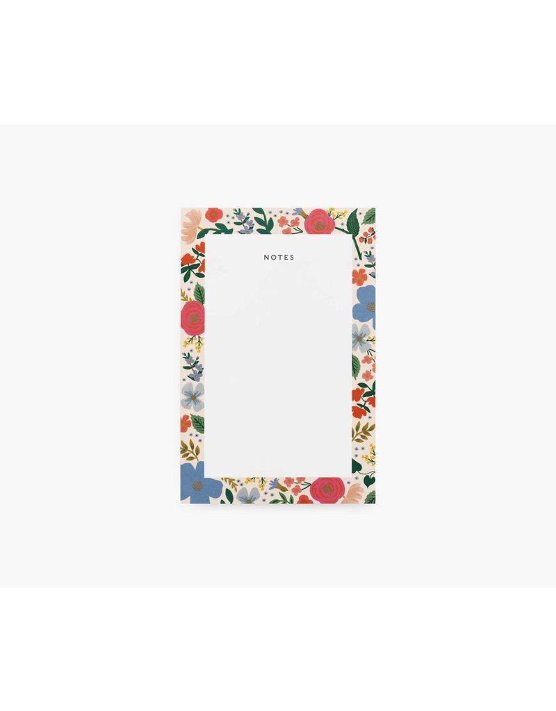 Notepad - Wild Rose