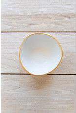 Bowl No. Two Hundred Four 22k Gold - Small