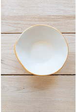 Bowl No. Two Hundred Four 22k Gold - Large