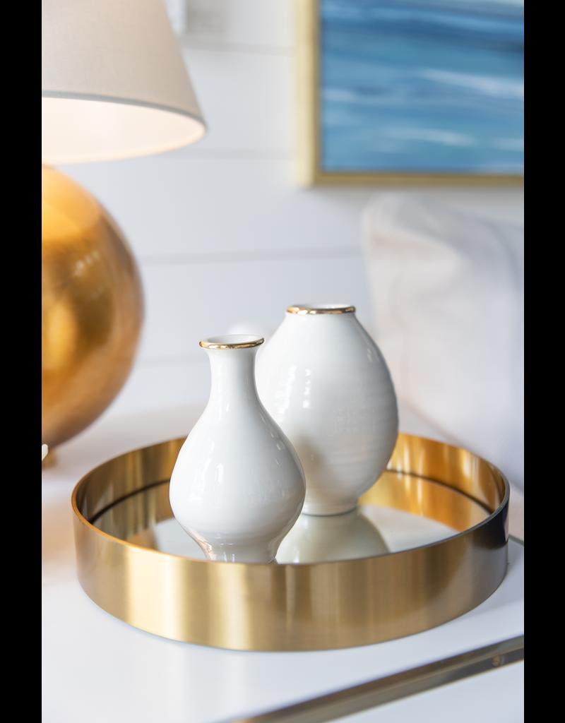 Sancia Oblong Vase